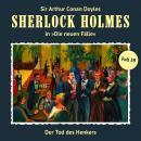 Sherlock Holmes, Die neuen Fälle, Fall 39: Der Tod des Henkers Audiobook