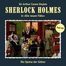 Sherlock Holmes, Die neuen Fälle, Fall 40: Die Speise der Götter Audiobook