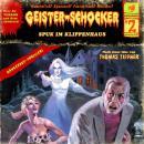Geister-Schocker, Folge 2: Spuk im Klippenhaus Audiobook