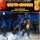 Geister-Schocker, Folge 7: Die Bestien aus dem Todesmoor Audiobook