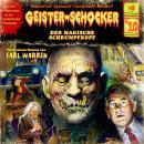 Geister-Schocker, Folge 10: Der magische Schrumpfkopf Audiobook