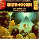 Geister-Schocker, Folge 19: Der Götze vom anderen Stern Audiobook