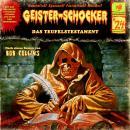 Geister-Schocker, Folge 24: Das Teufelstestament Audiobook