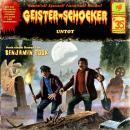 Geister-Schocker, Folge 35: Untot Audiobook