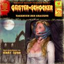 Geister-Schocker, Folge 59: Tagebuch des Grauens Audiobook
