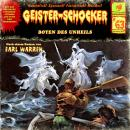Geister-Schocker, Folge 63: Boten des Unheils Audiobook