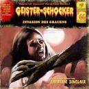 Geister-Schocker, Folge 66: Invasion des Grauens Audiobook