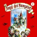 Jagd der Vampire, Folge 2: Die Burg Audiobook