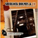 Sherlock Holmes & Co, Folge 49: Fahrstuhl zum Mord Audiobook