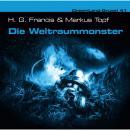 Dreamland Grusel, Folge 41: Die Weltraummonster Audiobook