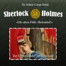 Sherlock Holmes, Die alten Fälle (Reloaded), Fall 51: Der Farbenhändler im Ruhestand Audiobook