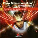 Das Sternentor - Mit Commander Perkins und Major Hoffmann, Folge 8: Das Rätsel der sieben Säulen Audiobook