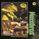 Macabros - Classics, Folge 4: Konga, der Menschenfrosch Audiobook