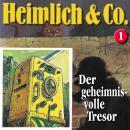 Heimlich & Co., Folge 1: Der geheimnisvolle Tresor Audiobook