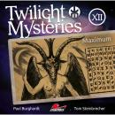 Twilight Mysteries, Die neuen Folgen, Folge 12: Maximum Audiobook