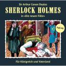 Sherlock Holmes, Die neuen Fälle, Fall 46: Für Königreich und Vaterland Audiobook