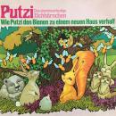 Putzi - Das abenteuerlustige Eichhörnchen, Folge 2: Wie Putzi den Bienen zu einem neuen Haus verhalf Audiobook