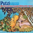 Putzi - Das abenteuerlustige Eichhörnchen, Folge 3: Wie Putzi mit ihren Freunden Weihnachten feierte Audiobook
