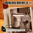 Sherlock Holmes & Co, Folge 54: Tod vor laufender Kamera Audiobook