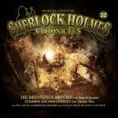 Sherlock Holmes Chronicles, Folge 32: Die brennende Brücke / Stimmen aus dem Jenseits Audiobook