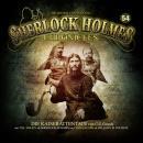 Sherlock Holmes Chronicles, Folge 54: Die Kaiserattentate Audiobook