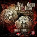 Oscar Wilde & Mycroft Holmes, Sonderermittler der Krone, Folge 27: Dreißig Silberlinge Audiobook