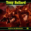 Tony Ballard, Folge 37: Zeberus, die Höllenbestie Audiobook