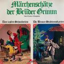Märchenschätze der Brüder Grimm, Folge 2: Das tapfere Schneiderlein, Die Bremer Stadtmusikanten, Der Audiobook