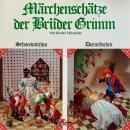 Märchenschätze der Brüder Grimm, Folge 3: Schneewittchen, Dornröschen, Frau Holle, Der Froschkönig Audiobook