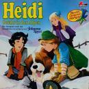 Heidi, Folge 3: Gefahr in den Alpen Audiobook