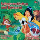 Märchenhörspiele nach Andersen und den Brüdern Grimm, Schneeweißchen und Rosenrot, Das häßliche Entl Audiobook