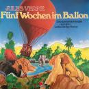 Jules Verne, Fünf Wochen im Ballon Audiobook
