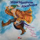 Gottfried August Bürger, Münchhausens Abenteuer Audiobook