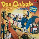 Don Quixote, Folge 2: Der Kampf mit dem Schlauch Rotwein Audiobook