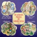Die schönsten Märchen der Gebrüder Grimm, Folge 1: Der Wolf und die sieben Geißlein / Hänsel und Gre Audiobook