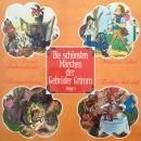 Die schönsten Märchen der Gebrüder Grimm, Folge 4: Die Bremer Stadtmusikanten / Hans im Glück / Rump Audiobook
