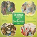 Die schönsten Märchen der Gebrüder Grimm, Folge 5: Rapunzel / Die zertanzten Schuhe / Der kleine Däu Audiobook