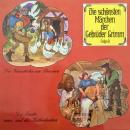 Die schönsten Märchen der Gebrüder Grimm, Folge 6: Die Gänsehirtin am Brunnen / Der Frieder und das  Audiobook
