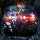 Fraktal, Folge 15: Unter Feinden Audiobook