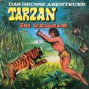 Tarzan - Das große Abenteuer, Folge 1: Tarzan im Urwald Audiobook