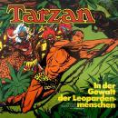 Tarzan, Folge 5: In der Gewalt der Leopardenmenschen Audiobook