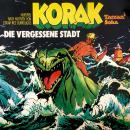 Tarzan, Folge 9: Korak - Tarzans Sohn: Die vergessene Stadt Audiobook