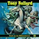 Tony Ballard, Folge 39: Duell um das Höllenschwert Audiobook