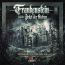 Frankenstein und der Zirkel der Sieben, Folge 1: Am Abgrund der Nacht Audiobook