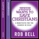 Jesus Wants to Save Christians: A Manifesto for the Church in Exile, Don Golden, Rob Bell