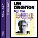 Spy Line Audiobook