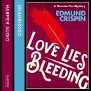 Love Lies Bleeding Audiobook