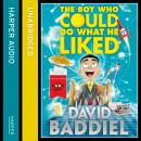 Boy Who Could Do What He Liked, David Baddiel