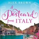 A Postcard from Italy Audiobook