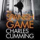 The Spanish Game Audiobook
